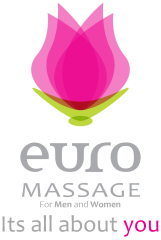 Euro massage logo